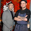 Owner Rick Moir with Head Chef, Ethan Ray.