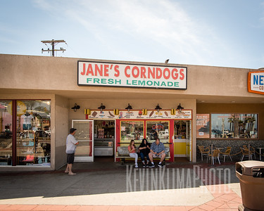 Jane's Corndogs