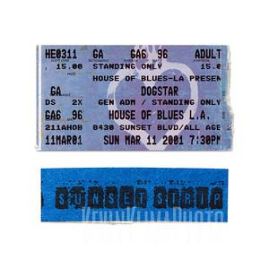 Dogstar - 2001