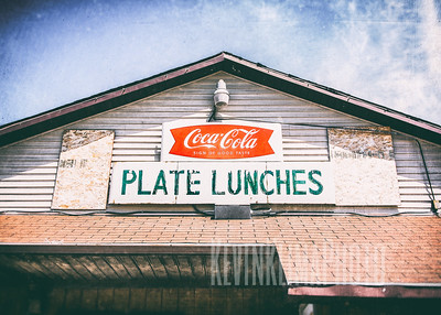 Coca-Cola Plate Lunches
