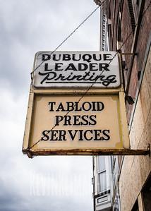 Dubuque Leader Printing