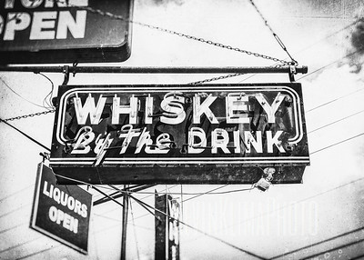 Whiskey by the Drink