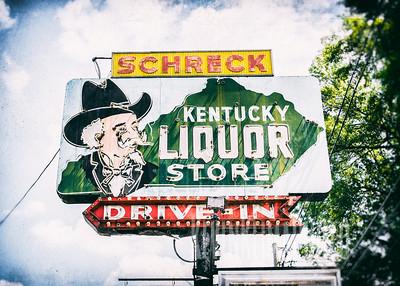 Schreck Kentucky Liquor Store - Drive In