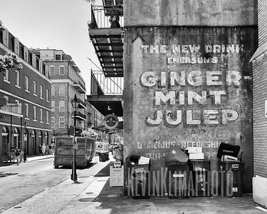 Ginger-Mint Julep