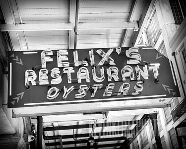 Felix's Restaurant - Oysters
