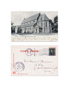St. Thomas Church - 1906
