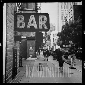 Bar:  The Paul Hotel
