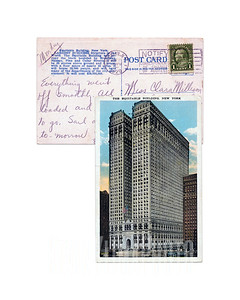 Equitable Building, New York - 1929