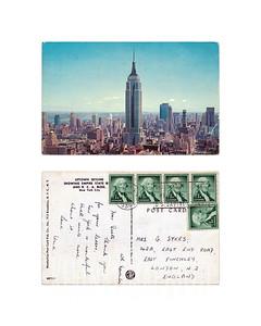 Uptown Skyline - 1959