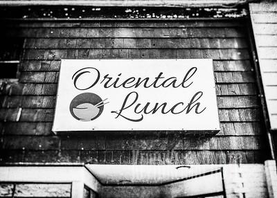 Oriental Lunch