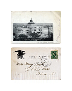 Congressional Library - 1904