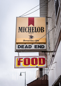 Michelob - Dead End - Food