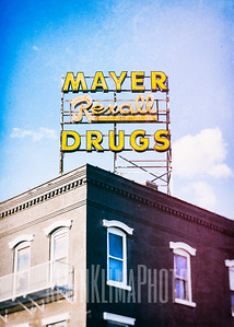 Mayer Drugs - Rexall Drugs