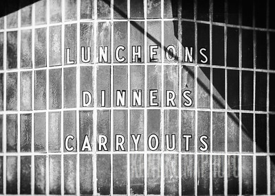 Luncheons - Dinners - Carryouts