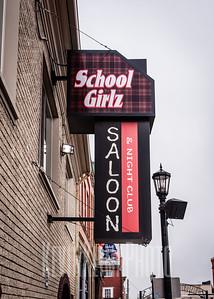 School Girlz - Saloon & Night Club