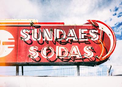 Sundaes - Sodas