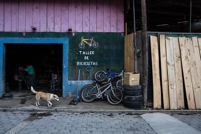 Taller De Bicicletas