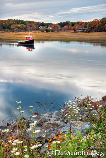 North River Autumn