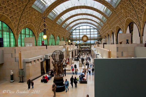 Paris-France-Closures-Musee-D'Orsay