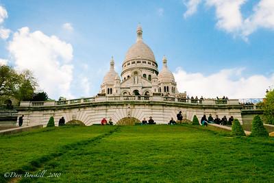 France-Paris-attractions-Sacre-Coeur