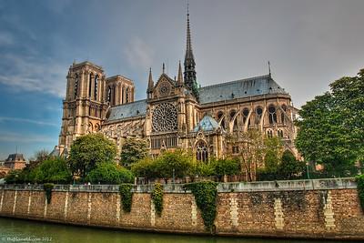 Paris-Notre-Dame-river-france-1