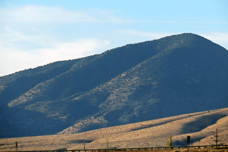 Zooming in on Cub Mountain (7,877 feet).