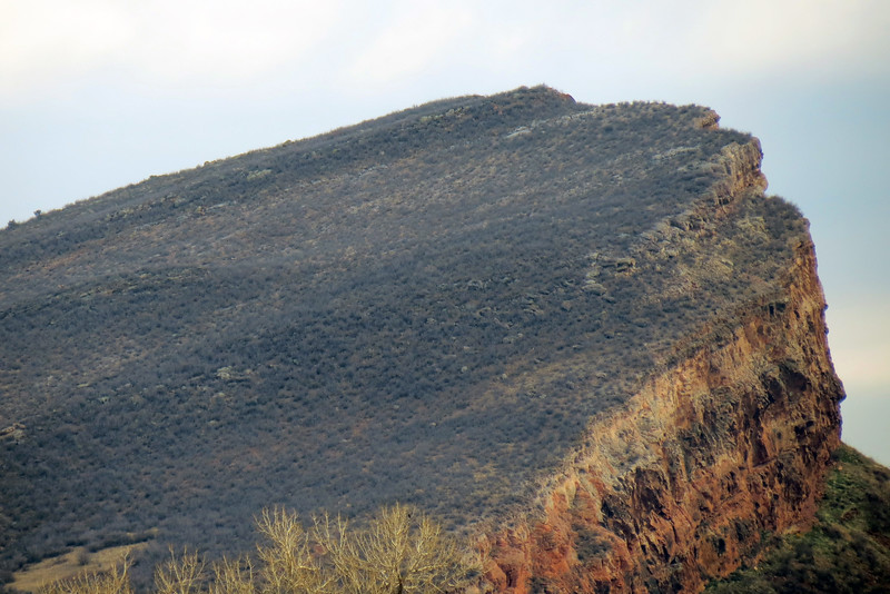 Goat Hill is a dome rock formation that is also known as the Bellvue Dome.