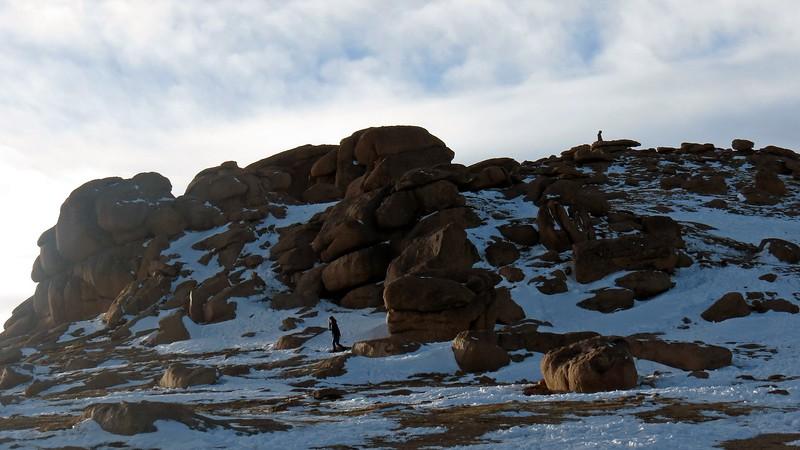 Devil's Playground Peak (13,070 feet)
