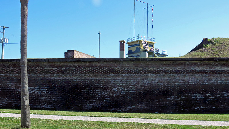 After capture by the British, Fort Moultrie became Fort Arbuthnot and remained so until the end of the war.
