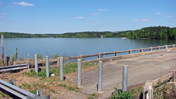 April 11, 2010:  Lake Oconee .  .  .