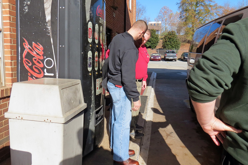 """Today is the start of UGA's annual """"Cook's Holiday"""" feast, something our shop has been enjoying for several years."""