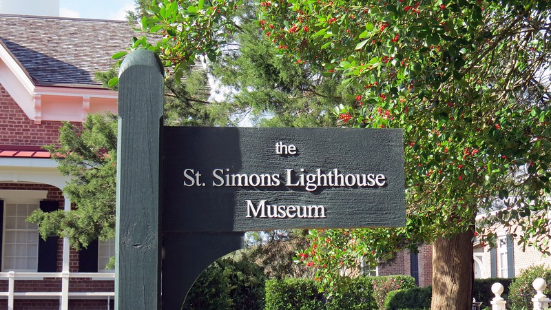 The Museum complex consists of the A. W. Jones Heritage Center, the Keeper's Dwelling, and the St. Simons Lighthouse.