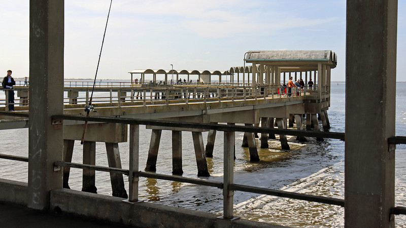 For now, we were happy to take in the great views from the Jekyll Island Pier.