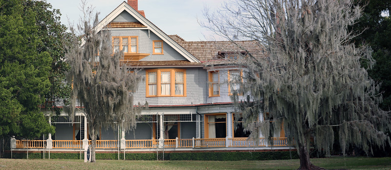 Rockefeller began personalizing Indian Mound by adding a living room, master suite, and huge wrap-around porch.  By the time Rockefeller was done, Indian Mound had become a 25 room mansion.  <br /> <br /> After the Club era, Indian Mound became the Jekyll Island Museum.  A two-year restoration was completed in 2010.  Today, Indian Mound is used as a meeting/event facility.