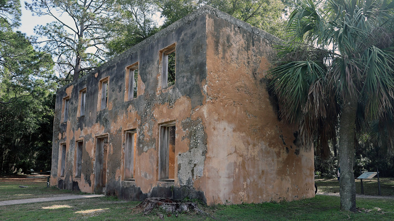 The plantation he established in the early 1740s is now a National Historic Site.