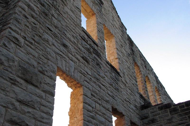 Snyder Castle, Ha Ha Tonka State Park.