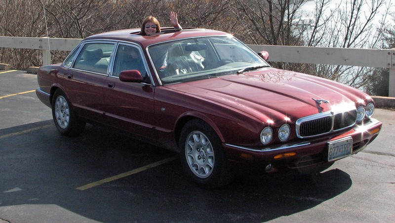 Earlier this week, I traded my 1996 Lincoln Mark VIII for a 47k original mile 1998 Jaguar XK8-L.  My wife and I decided to break the car in by doing some sightseeing around the Lake of the Ozarks.
