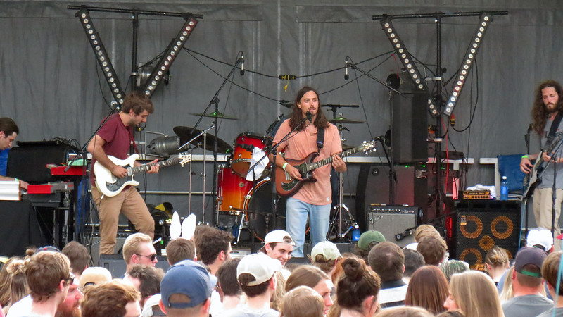 The Orange Constant at Athfest 2019.