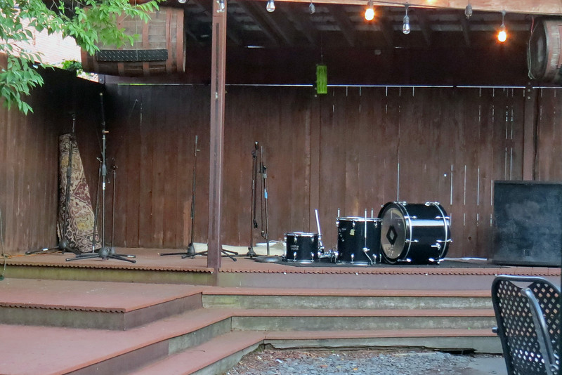 """With the main theme of Athfest being """"music,"""" it makes sense that in addition to the stages on the street, all of the various clubs were hosting performances inside as well."""