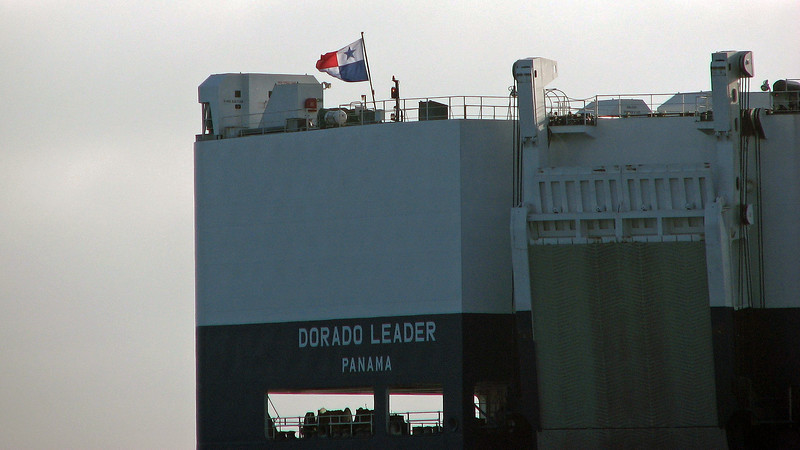 The Dorado Leader was built in 2006, and flies the Panamanian flag.