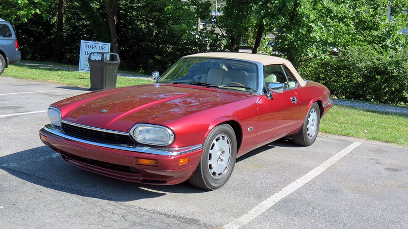 The XJS made the trip without incident.  This has been a wonderful car during my 5 years of ownership.