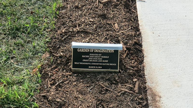 The Garden of Imagination.