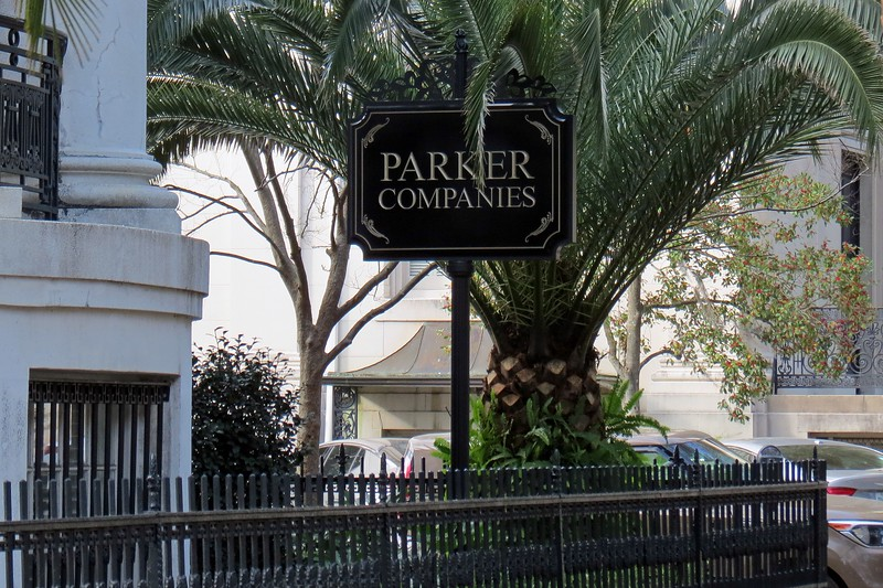 The home now serves as the headquarters of the Parker convenience store chain.