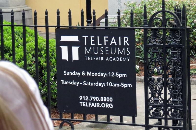 The Telfair Art Museum.