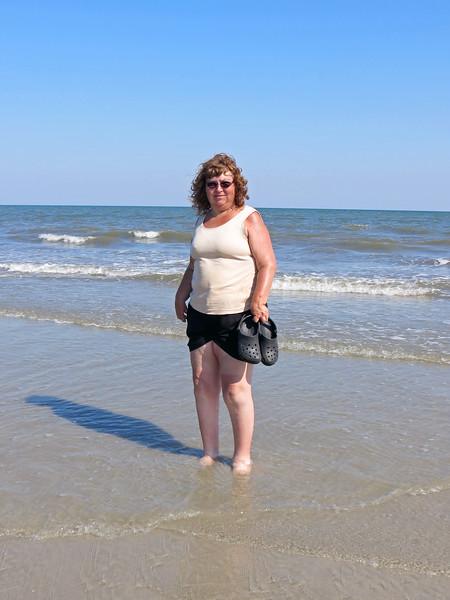 Coligny Beach, Hilton Head Island, South Carolina.