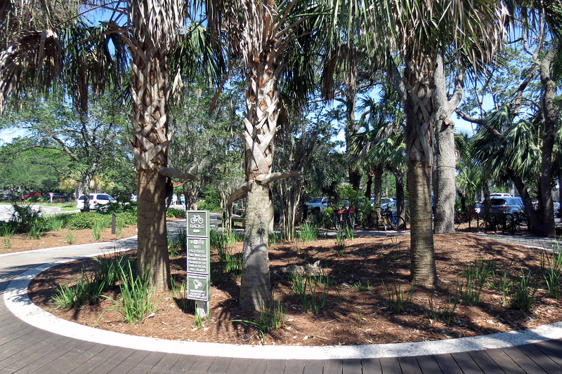 Coligny Beach Park, Hilton Head Island, South Carolina.