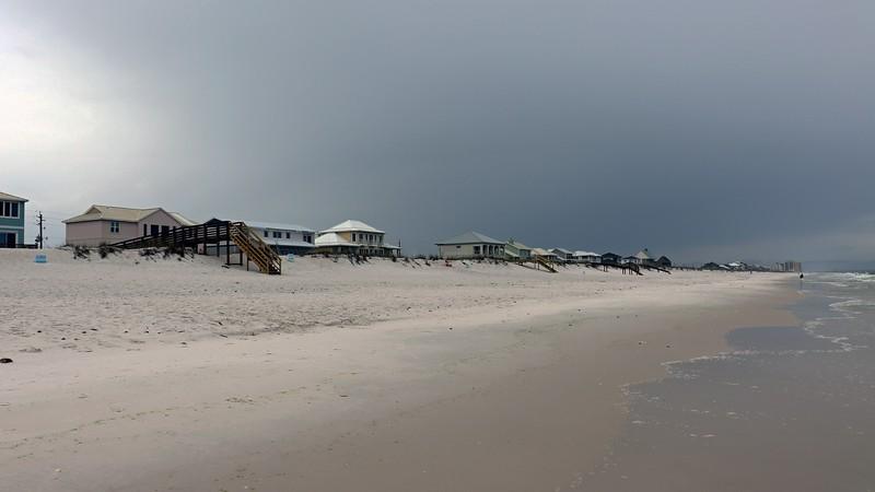I headed back down South Carolina Street to the beach and its array of 7-figure homes.