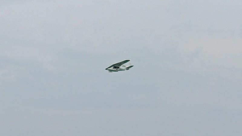 Fly The Beach seaplane.