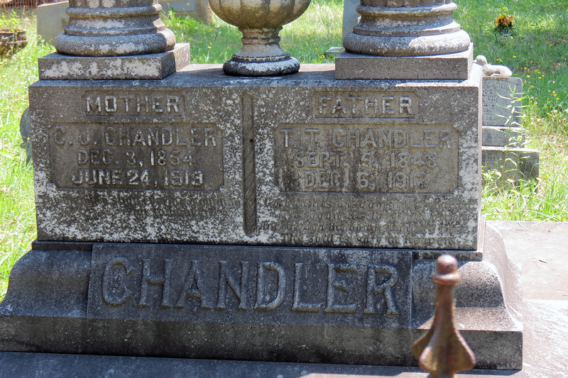 Bearden Cemetery, Popular Springs, Georgia.
