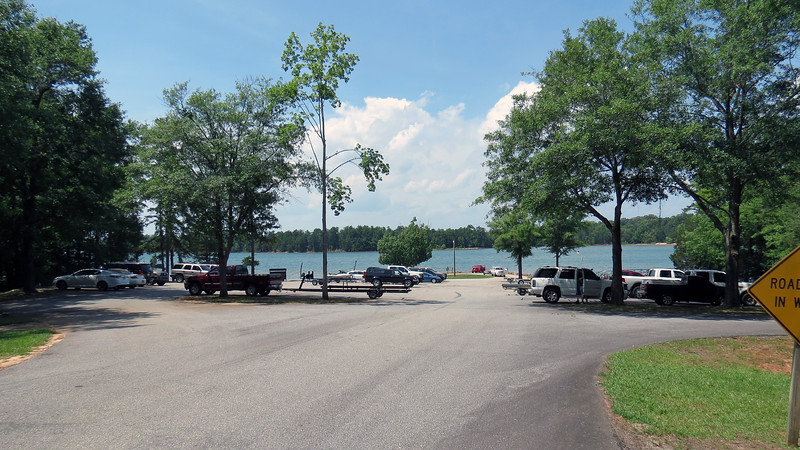 Singing Pines is a 42 acre recreation area that is basically Big Oaks on steroids.  This is a large facility that has picnic shelters, playgrounds, fishing piers, and swimming/beach areas.